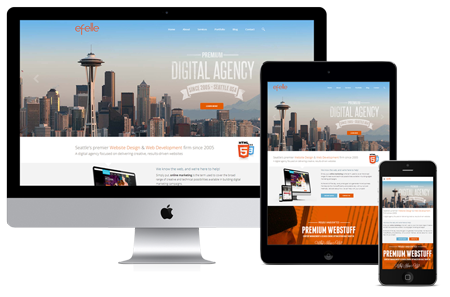 Responsive website design in Orange County Ca