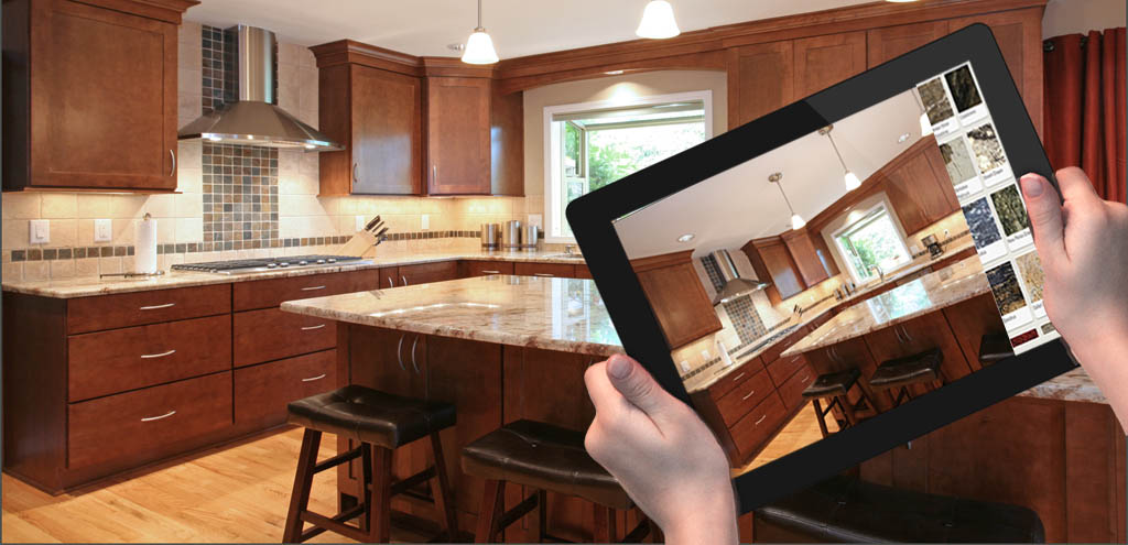 Online kitchen design software