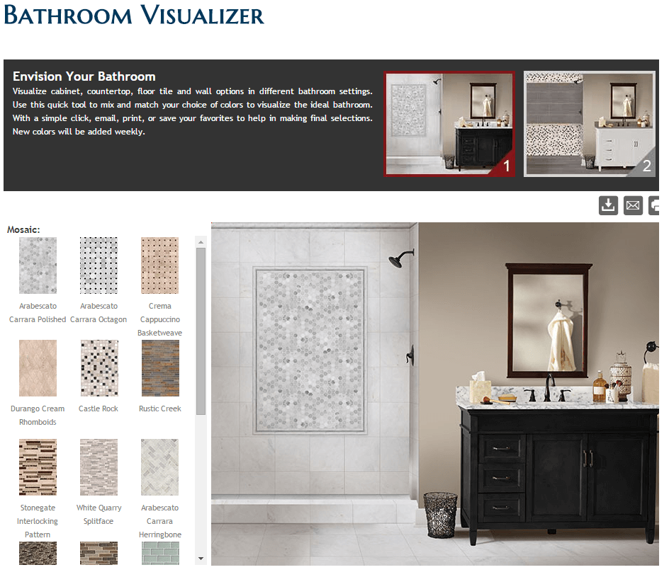 Bathroom-Visualizer Mission Viejo