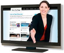 website spokesperson for your website