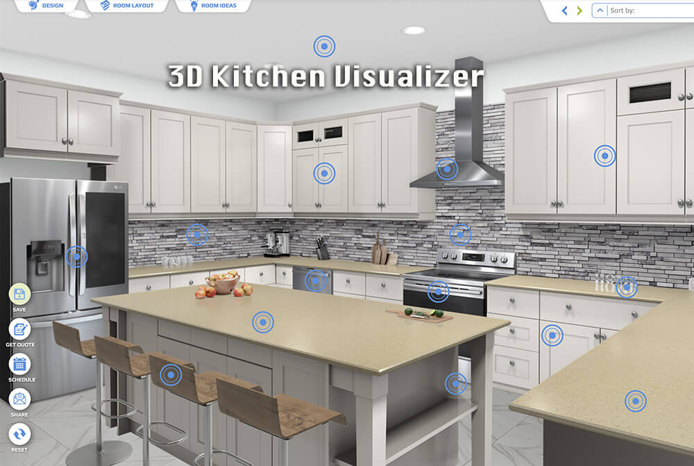kitchen visualizer free